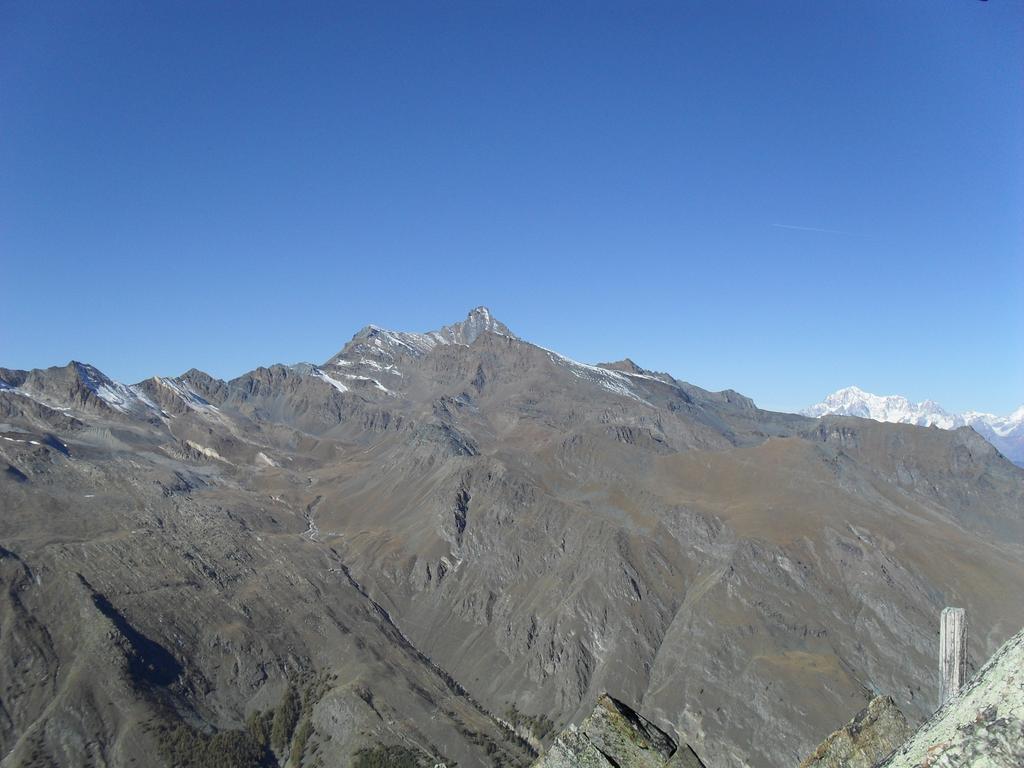 Grivola e Monte Bianco