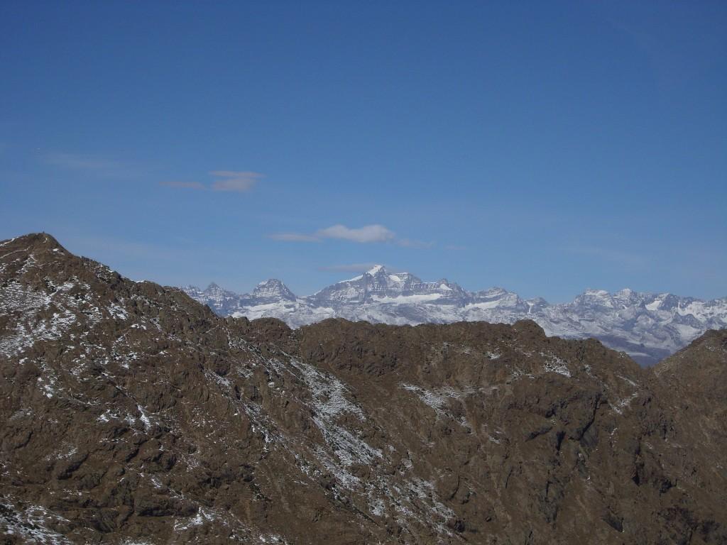 07 - Dalla Cima, panorama sul Gran Paradiso