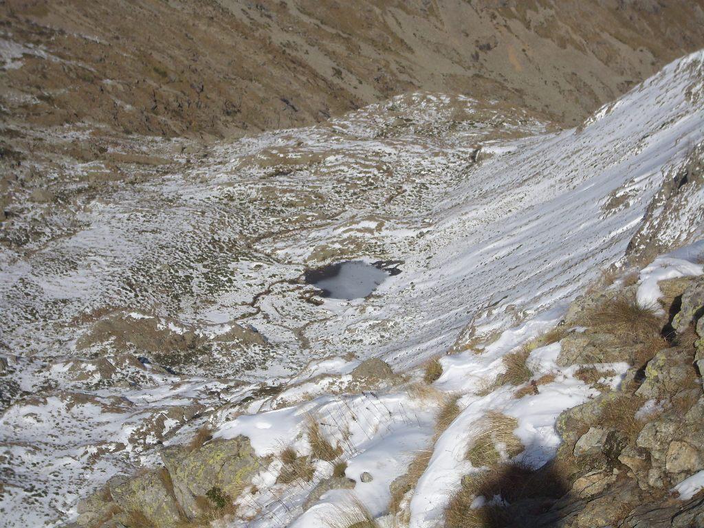 15 - Laghetto del Civrari ghiacciato