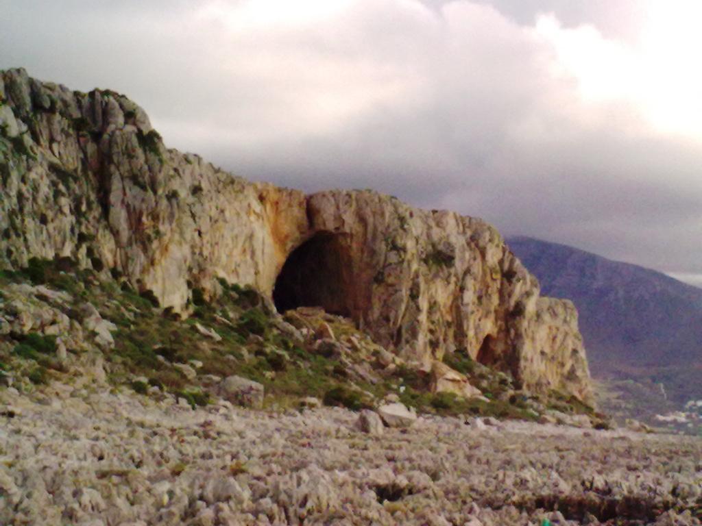 Calamancina Campo base 2009-10-25