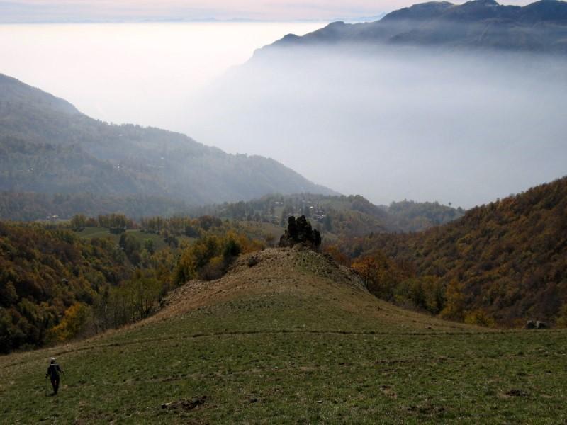 Vista dall'Alpe Neirera