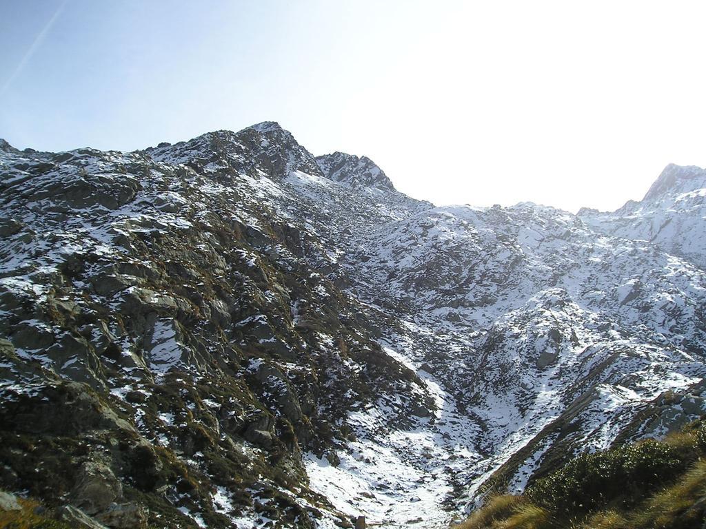 sopra l'alpe Chenessy