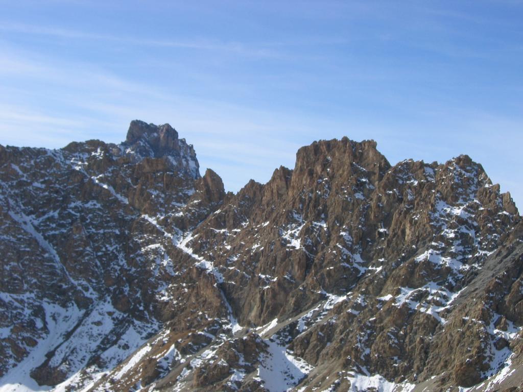 Homme (Tète de l') e Tete de la Frema giro dei 6 Colli per il Monte Ciaslaras 2009-11-01