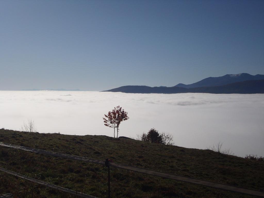 01 - A Prato del Rio, si sbuca dalle nuvole
