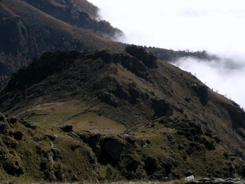 Il poggio dell'Alpe La Trucca