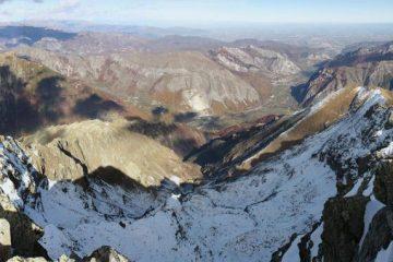 vista verso valle