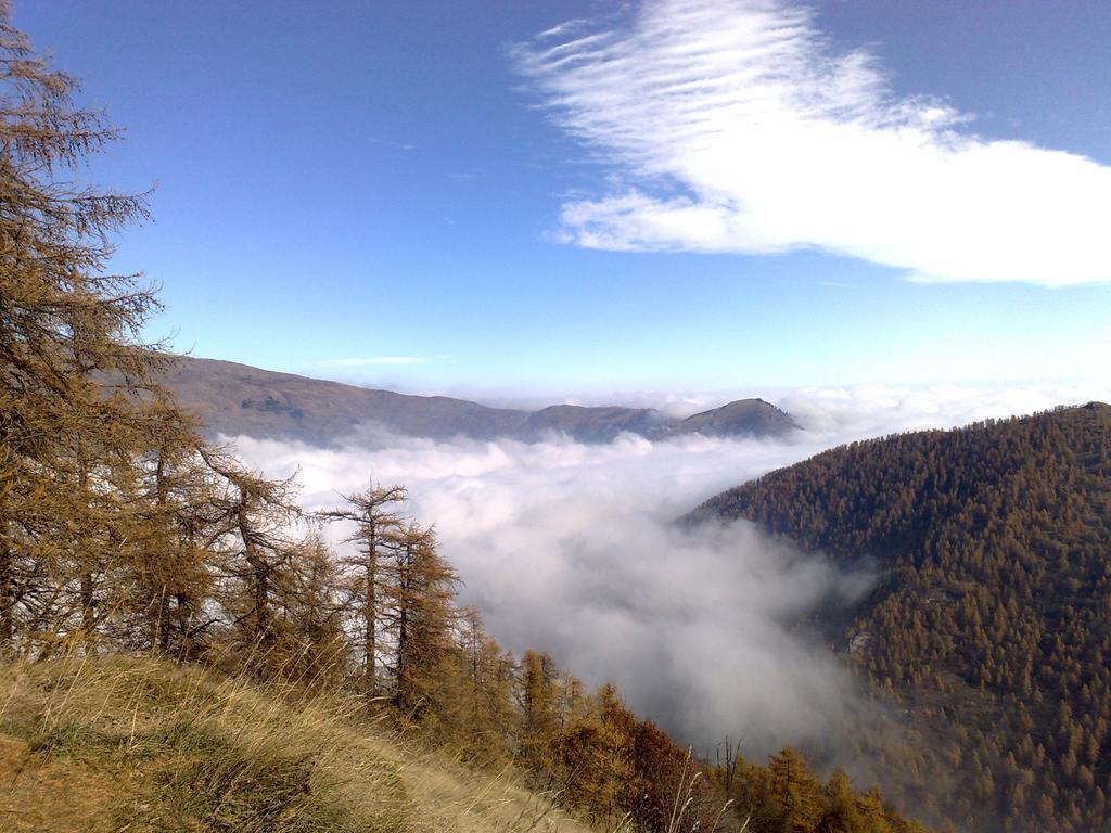 l'arrivo della nebbia