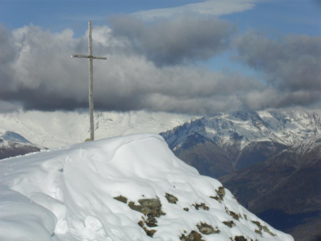 panorama dalla croce