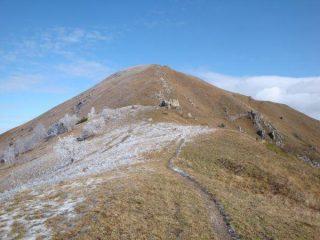 Monte Vecchio dal Colle dell'Arpiola