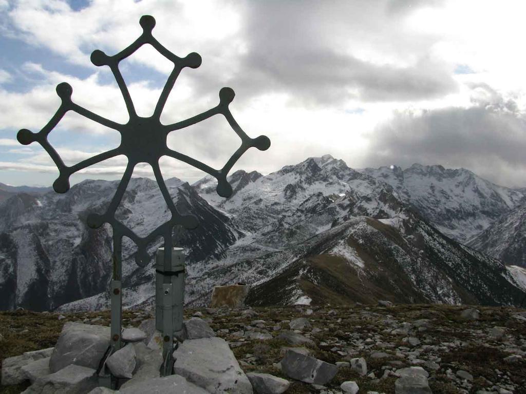 la croce celtica del Pianard