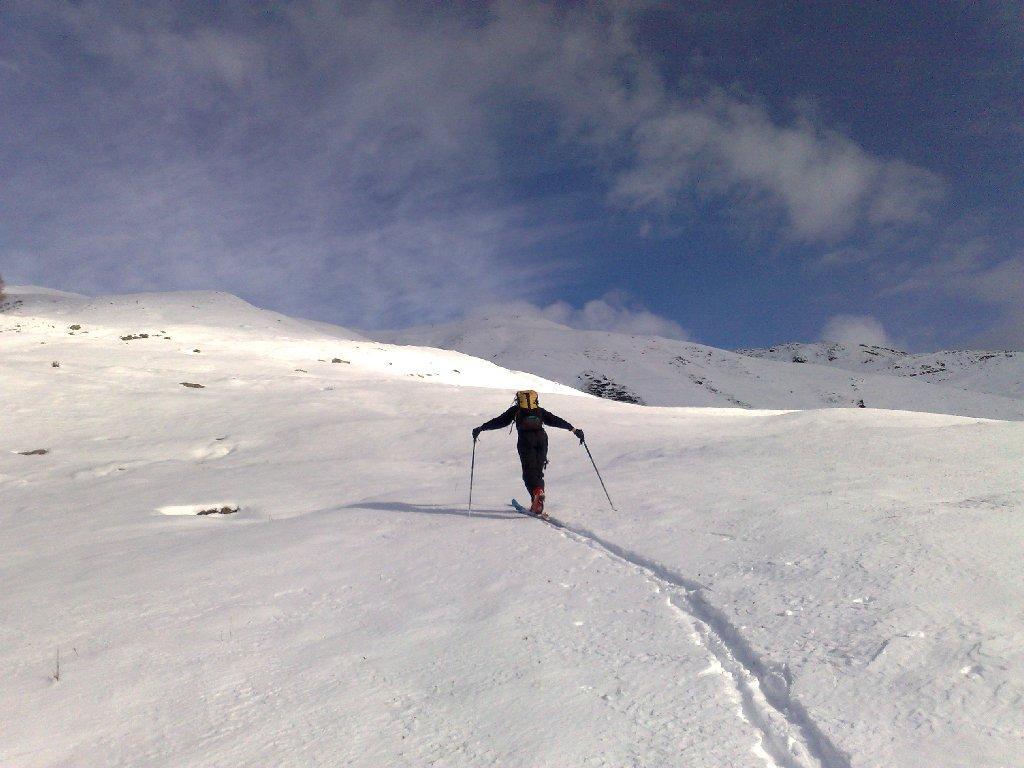 neve sufficiente a 2000 m