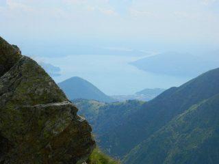 Verbania e il Lago Maggiore visti dalla Marona