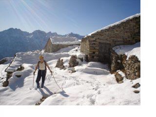Franco all'Alpe Praghetta.