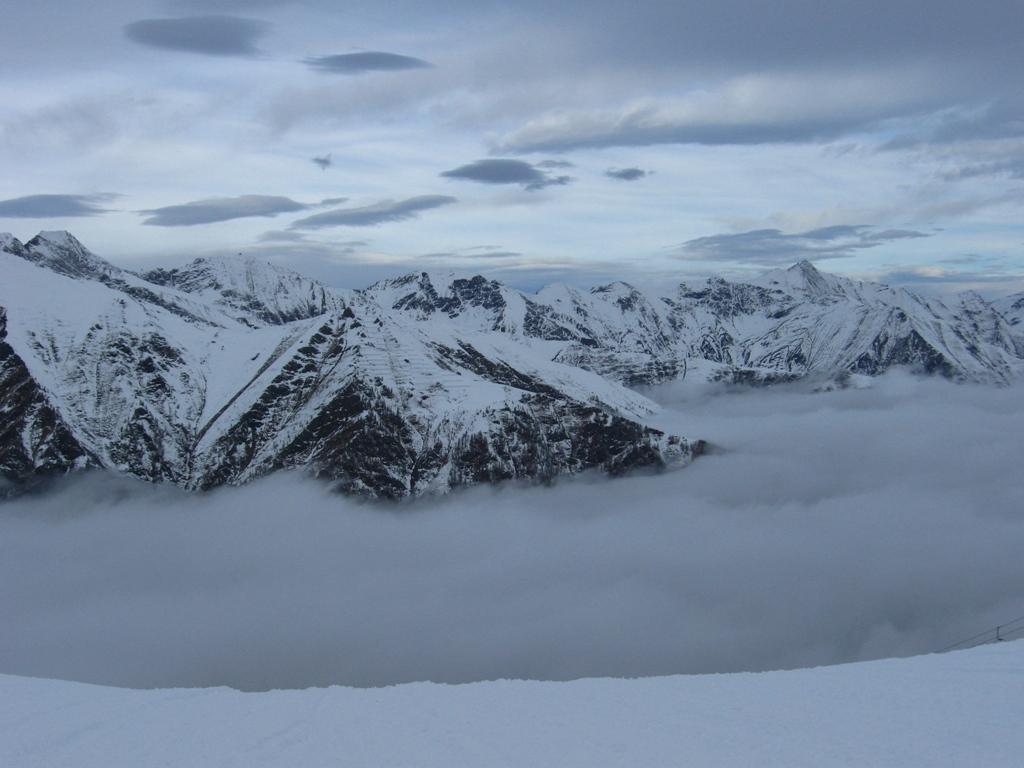 Soipra il mare di nubi....