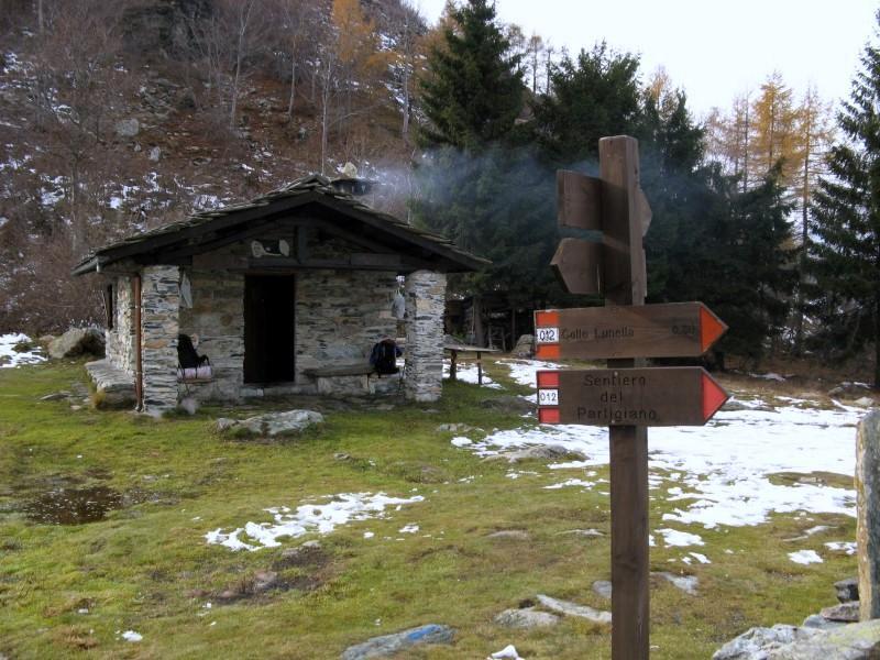 Cappella Rifugio (e complimenti alla sez. CAI di Val della Torre)