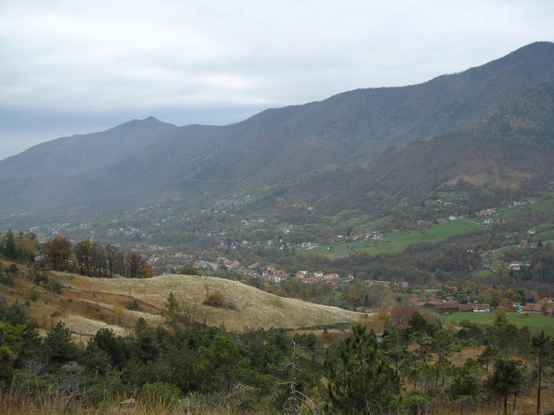 Panorama sul Musinè e sulla val Casternone