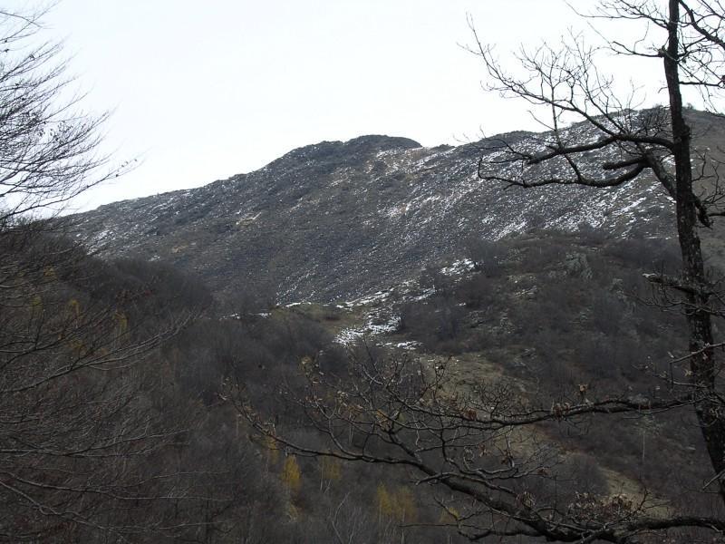 Monte Colombano e colle Lunella