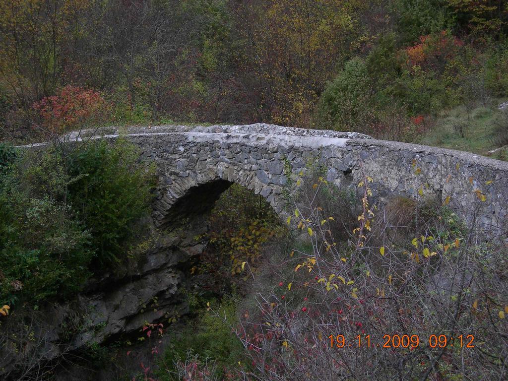Ponte romanico sul Peiremont