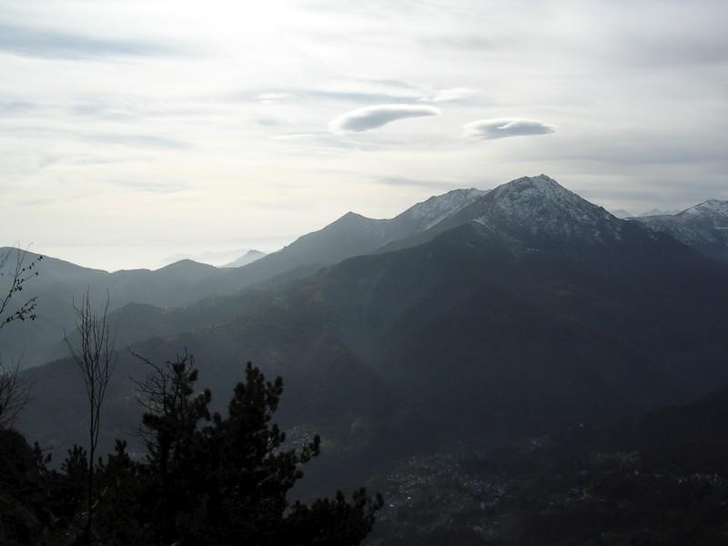 Monte Civrari e Punta della Croce