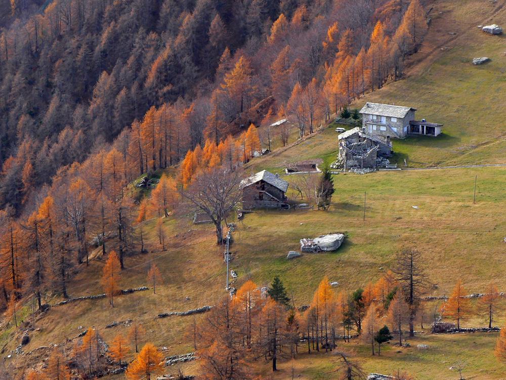 autunno Valdostano