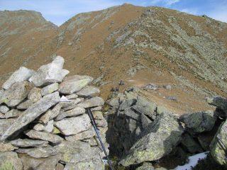 Dalla Colmetta, l'Alpe la Colla e Punta Praghetta