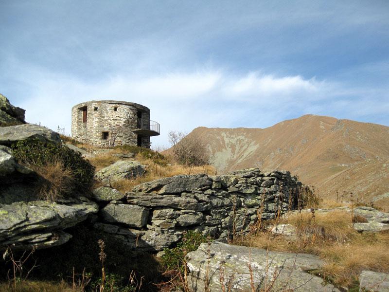 Ruderi alla Rocca Turì