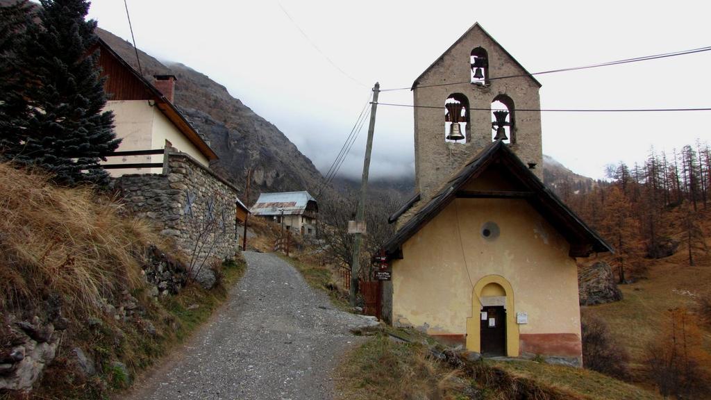 la chiesetta di Fouillouse (22-11-2009)
