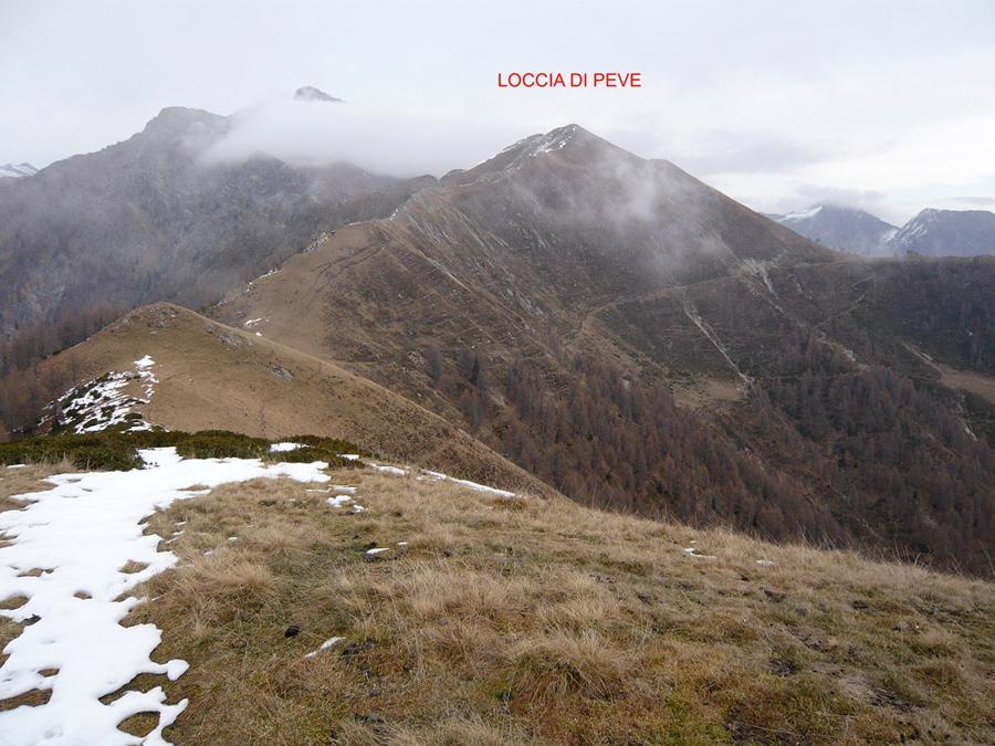 Loccia di Peve (Monte) o Paver da Masera 2009-11-22
