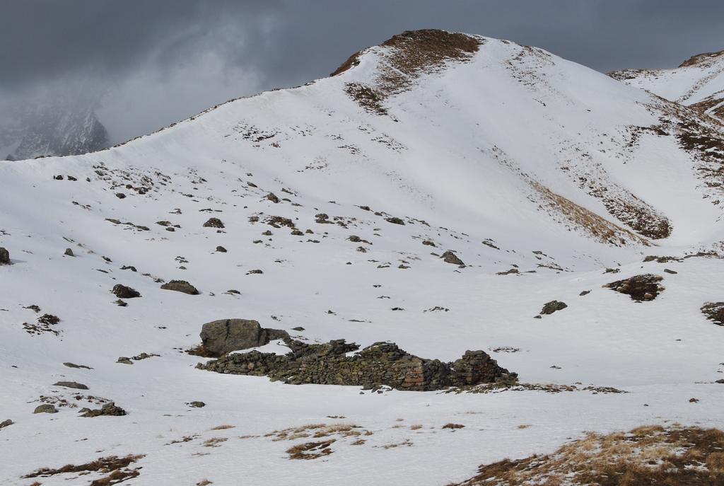 Cormet (Mont) da Lavancher 2009-11-23