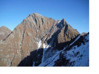 Il Tagliaferro dalla Cresta ovest del M.Carnera