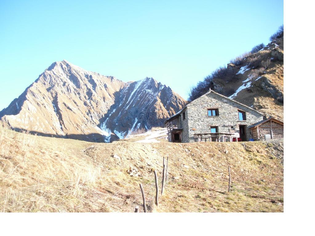Il Tagliaferro dall'Alpe Sattal