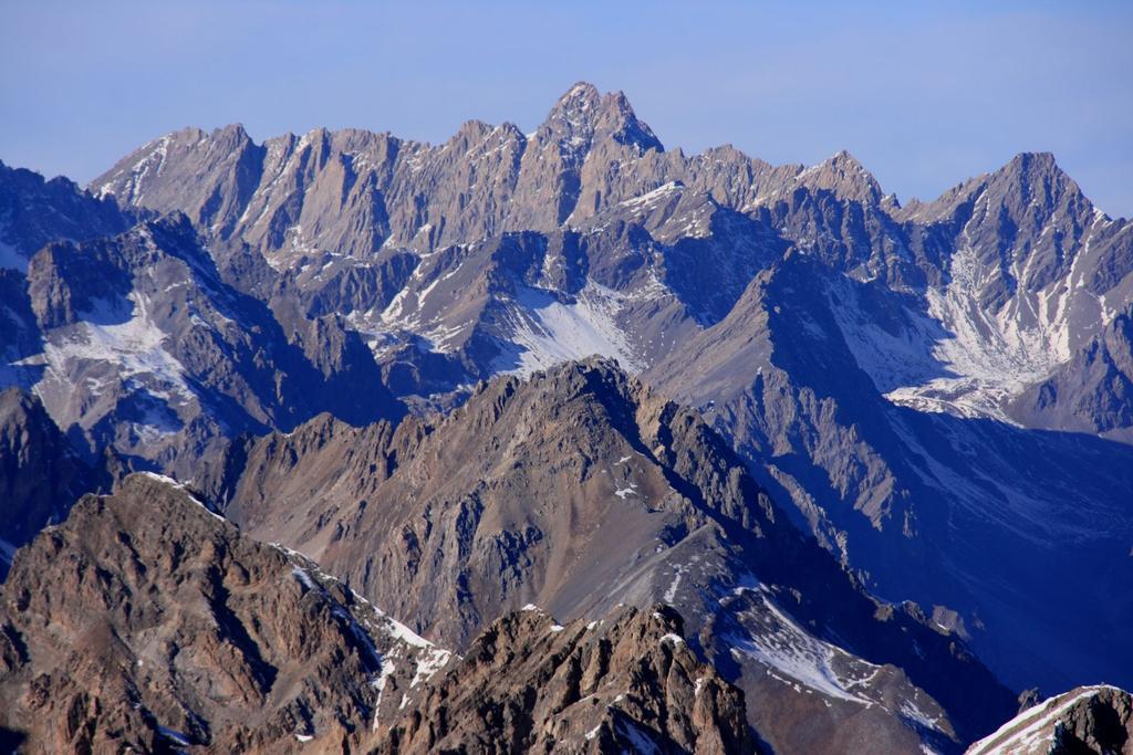 panorami dalla cima : Aiguille de Chambeyron (28-11-2009)
