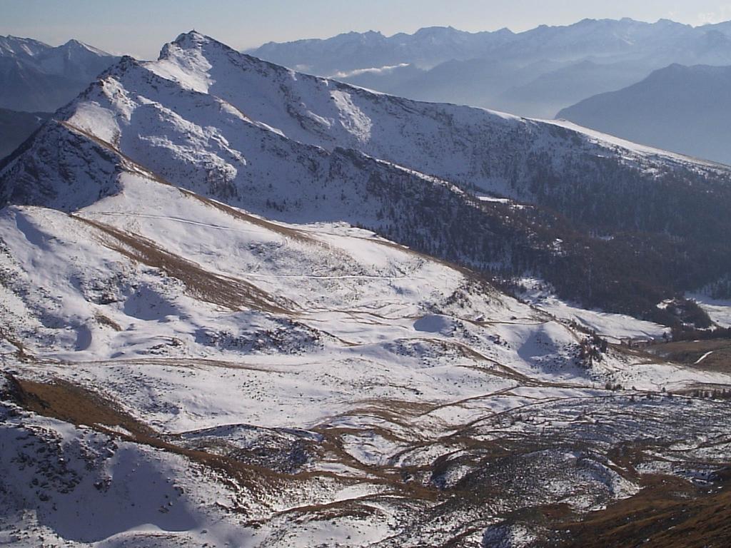 Vista sul monte Zerbion