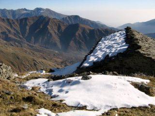 Panorama dall'Alpe Testona