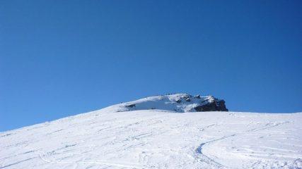 La punta dal Plateau