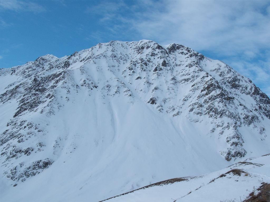 Pebrun (Monte) Canale NE 2009-12-12