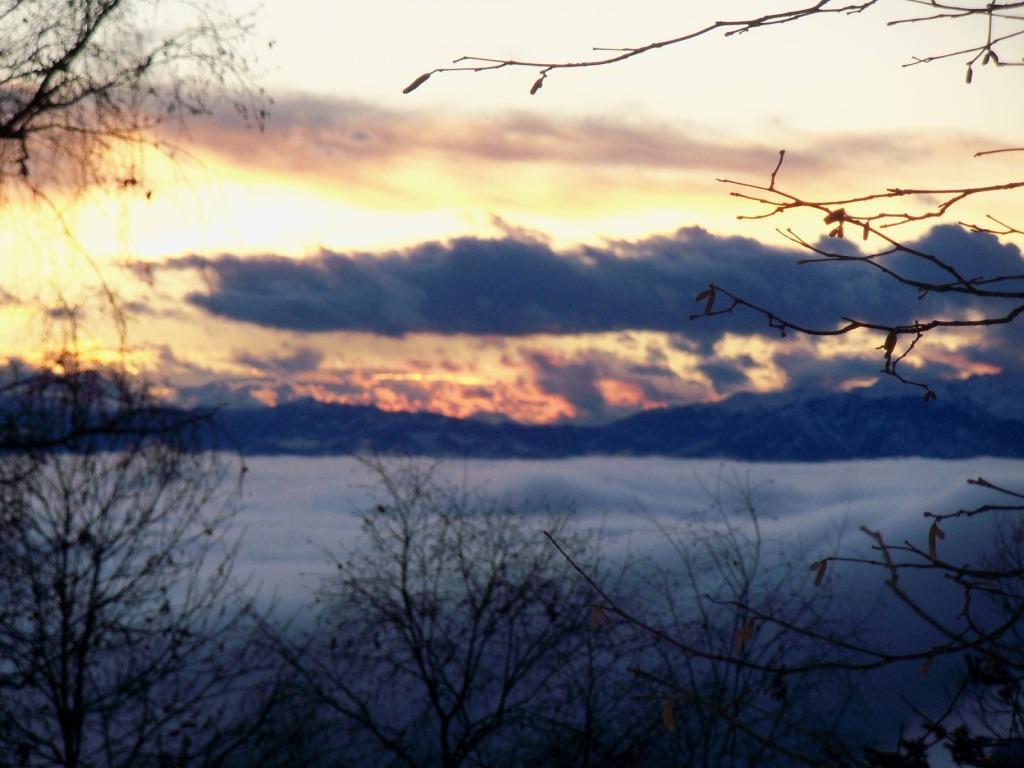 l'alba del nuovo Natale
