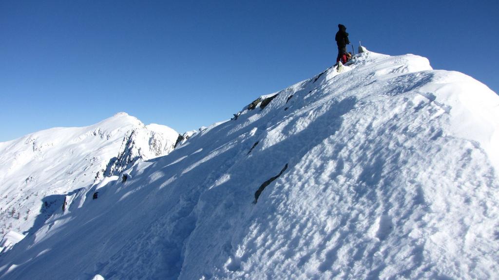Alessandro è arrivato in cima (27-12-2009)
