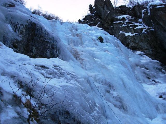 Sentiero (Cascata del) o Scudo 2009-12-28