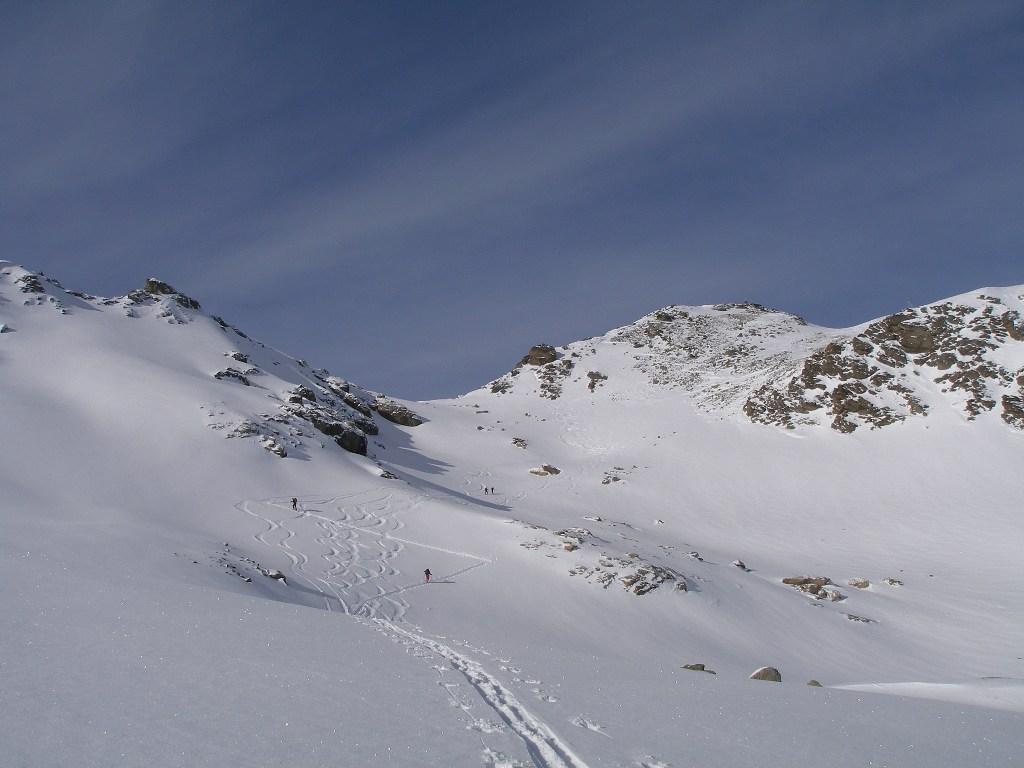 La cima del Piz Scalotta