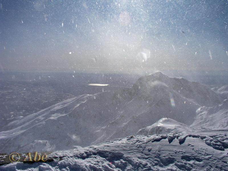 Mucrone e lago di Viverone dalla cima