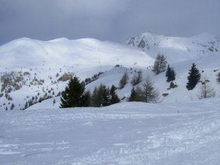Salendo al Monte Brione