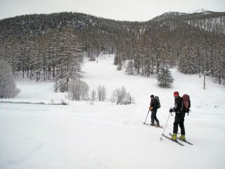 la pistina di sci