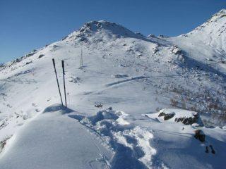 Le Colme , viste dal Monte Cavallaria