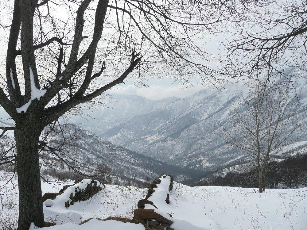 La valle da Alpe Lunella