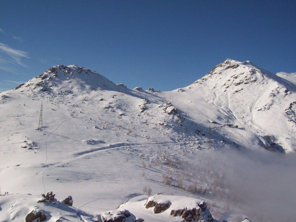 Colme (Le) e Monte Cavallaria da Brosso 2010-01-17