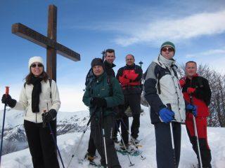 il gruppo dalla croce