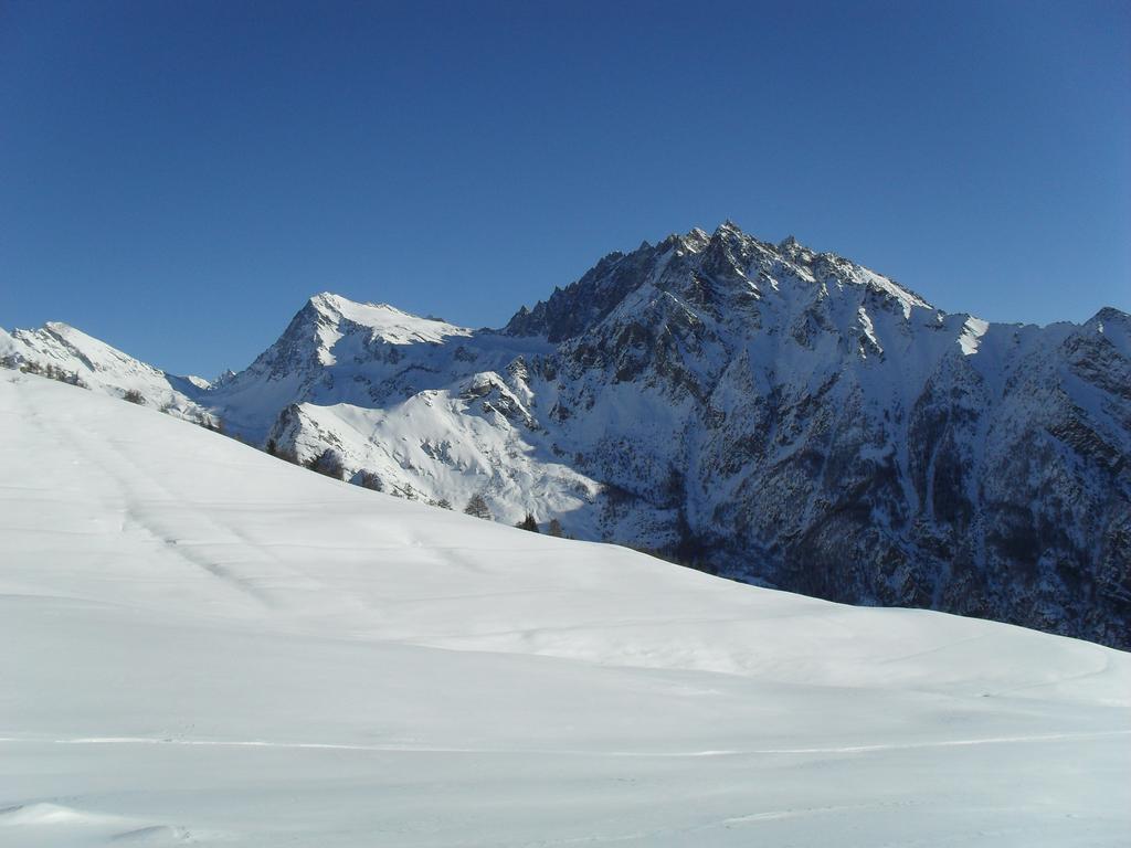 panorama sul mont Gele'