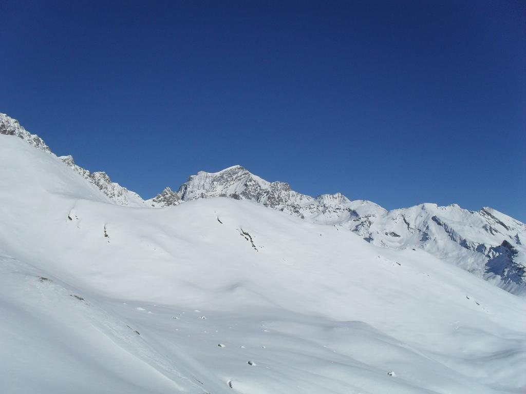 panorama sul Grand Combin