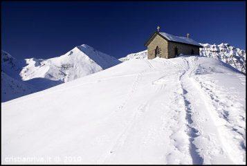 Cappella BV Pellegrina al Passo Manina